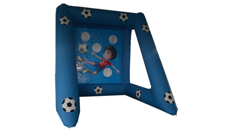 Porta da calcio gonfiabile giochi per bambini calcio - Porta calcio gonfiabile ...